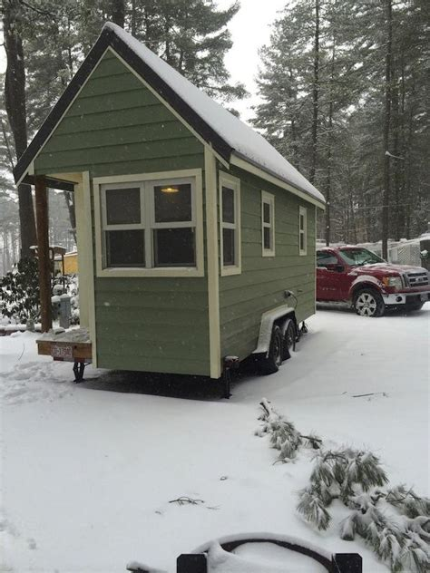 used tumbleweed tiny houses for sale tumbleweed fencl style tiny house for sale would you buy