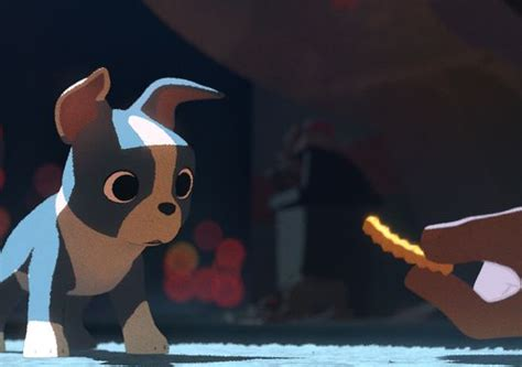 Film Disney Feast | first look adorable dog winston from disney short film