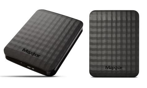 Hardisk Maxtor disk esterno maxtor m3 groupon goods