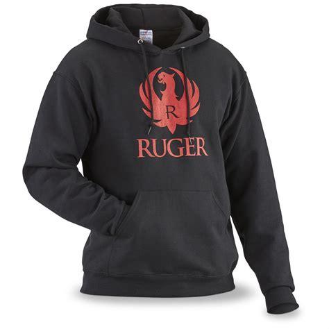 Hoodie I L Jidnie Clothing ruger logo s hoodie 658157 sweatshirts hoodies at
