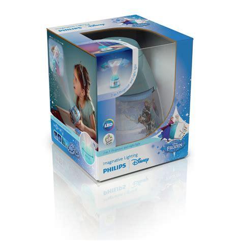 Philips Disney Frozen children's LED night light projector
