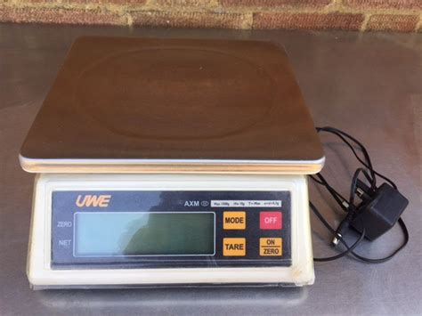bench scales for sale secondhand shop equipment scales axm 1500 bench scale
