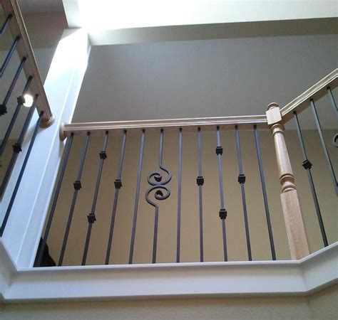 wrought iron banisters iron balusters artistic ornamental iron of minneapolis mn