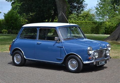 Mini Original 1969 morris mini cooper s mkii 1275cc sold iconic