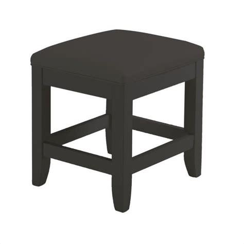 black vanity bench vanity bench in black finish 5531 28