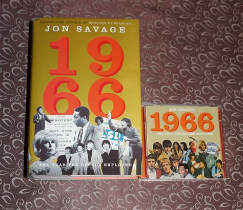 1966 the year the decade exploded books jon savage 1966 the year the decade exploded book cd
