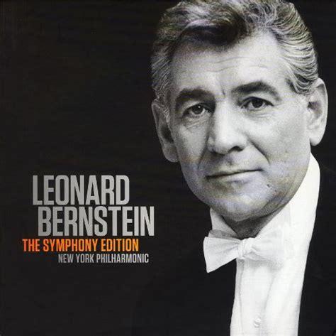 goodwin s high end leornard bernstein symphony edition