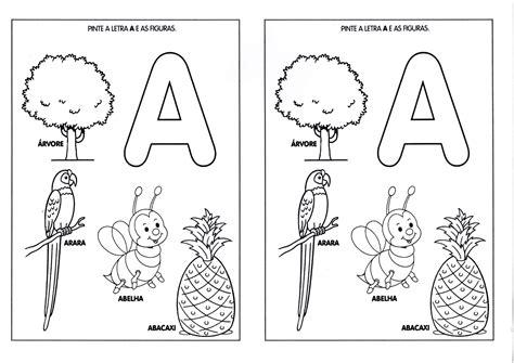 design e programa 231 227 o blog v 237 cio de ser feliz da de la ed inicial inicial 5 aos vogais pinte a letra e