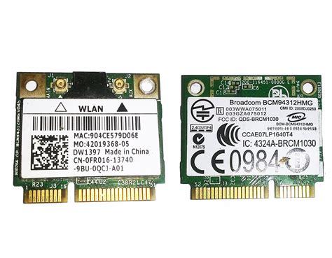 Wifi Card Untuk Pc Jual Wifi Card Untuk Laptop Dan Netbook Mini Pci Express Slot Amalia Multymedia