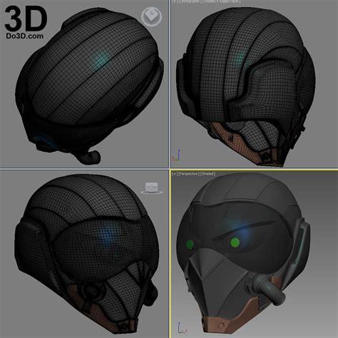 free printable vulture mask 3d printable model vulture helmet cowl from spider man