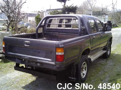 1992 Toyota Hilux For Sale 1992 Toyota Hilux Truck For Sale Stock No 48540