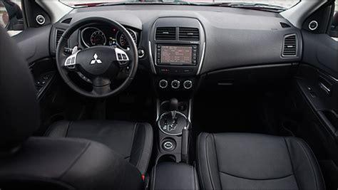 mitsubishi rvr 2012 interior 2013 mitsubishi rvr gt 4wd review auto123 com