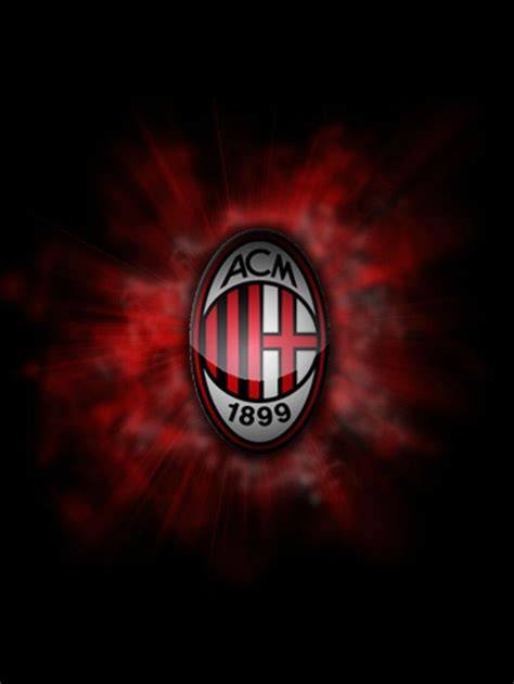 c iphone wallpaper a c milan wallpaper free mobile wallpaper