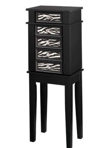 zebra jewelry armoire 17 best images about zebra room on pinterest storage