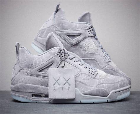 Free Jordans Giveaway 2017 - this retailer is giving away a pair of kaws x air jordan 4 air jordans release