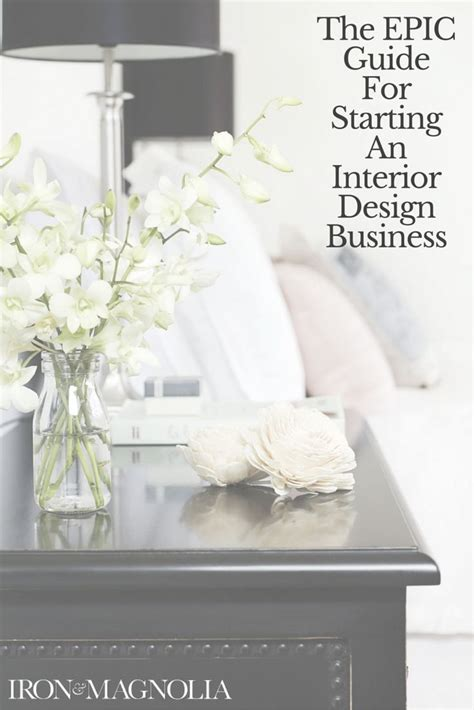 starting an interior design business how to start a small interior decorating business