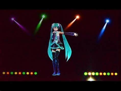Boneka Miku Concert Vocaloid 初音ミク hatsune miku concert in 2014 hd and length