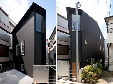 modern home design ohio 11 spectacular narrow houses and their ingenious design