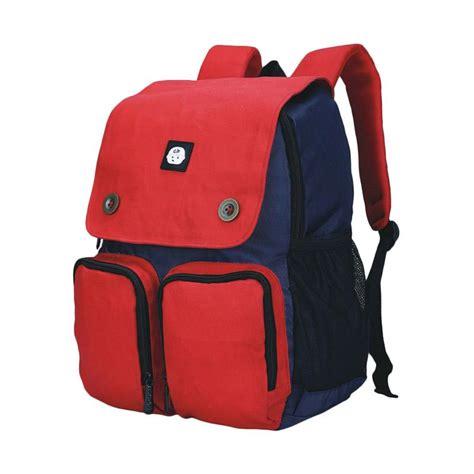 Tas Ransel Anak Laki Laki Keren Dan Trendy jual catenzo jr cst006 tas sekolah anak laki laki merah