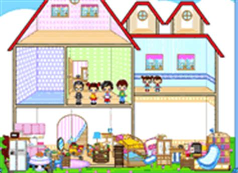 Family Dollhouse 2 Doll House Games Dailydressupgames Com