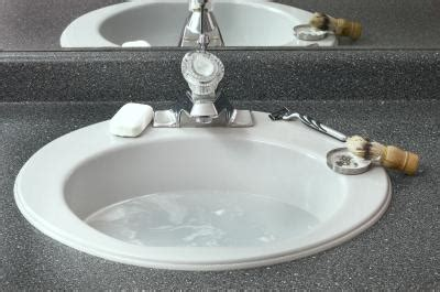how to clean acrylic sink how to clean cast acrylic sinks home guides sf gate