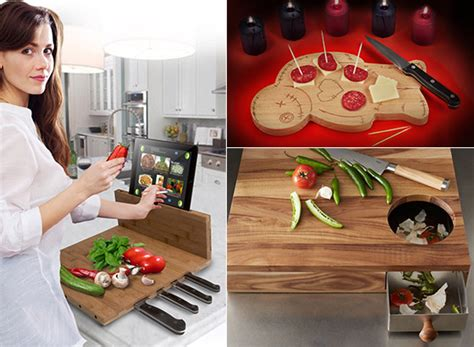9 Cool And Multifunctional Cutting Boards Design Swan