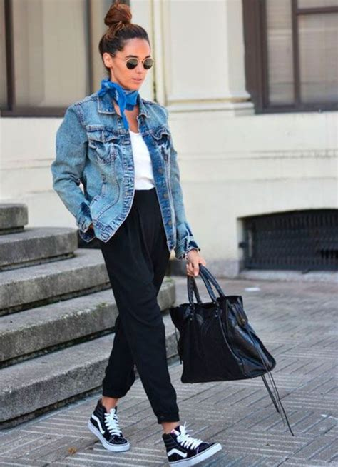 how to wear your denim jacket 2017 style vanilla