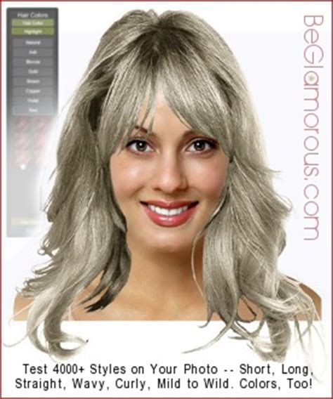 hairstyle ideas online try haircuts online haircuts models ideas