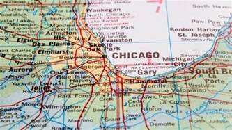 us map chicago where are chicagoland s wealthiest zips interactive map