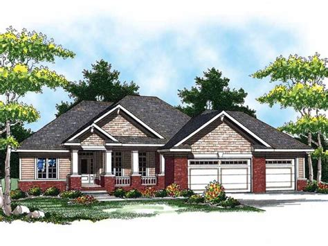 Rambler Ranch House Plans by 1694 Sq Ft Hwepl13830 Eplans House Plan This Ranch Home