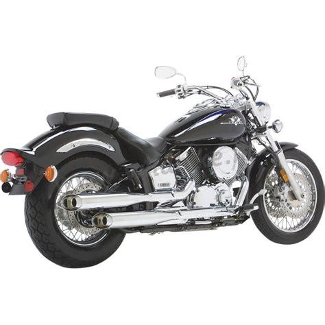 Auspuffanlage Motorrad Xvs 1100 by Auspuff Vance Hines Classic Cruiser Ii Verchromt Yamaha