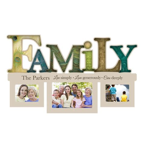family collage photo frames live care family photo frame wall collage