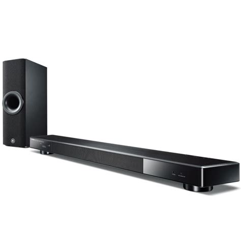 best buy yamaha sound bar yamaha ysp 2500 soundbar speakers at vision living