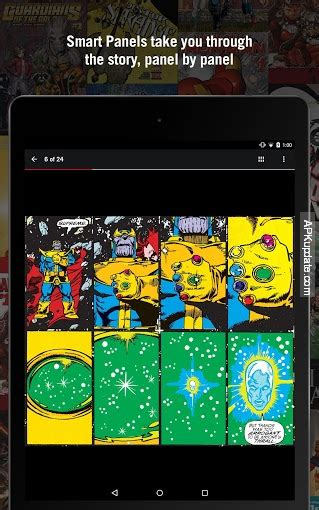marvel unlimited apk marvel unlimited apk mirror free comics apps for android apkdownloadmirror
