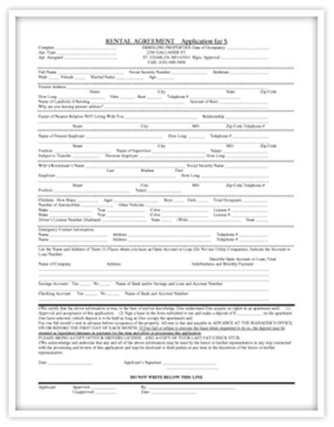 free copy rental lease agreement rental agreement