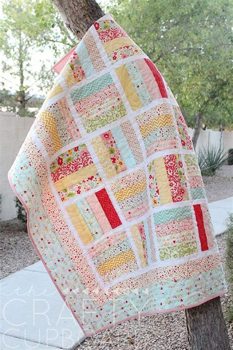 Baby Jelly Roll Quilt by Jelly Roll Baby Quilt Quilt Patterns