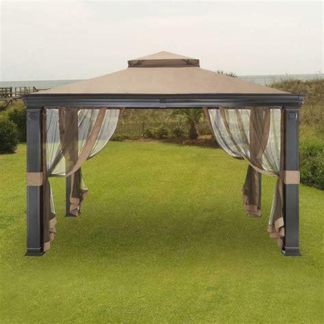 gazebo 10x12 25 best of 10x12 gazebo with replacement canopy