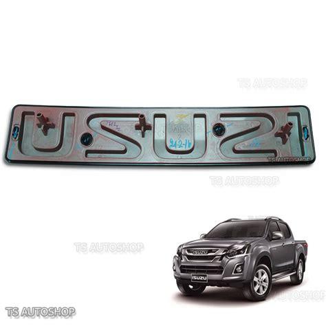 logo isuzu logo isuzu emblem front grille for isuzu mu x mux suv