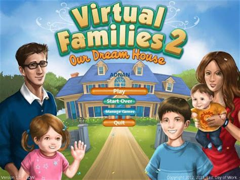 Home Design Games Free Download For Pc by Free Download Game Virtual Families 2 Our Dream House Full