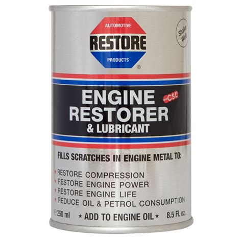 ametech engine restore oil engine oil additive