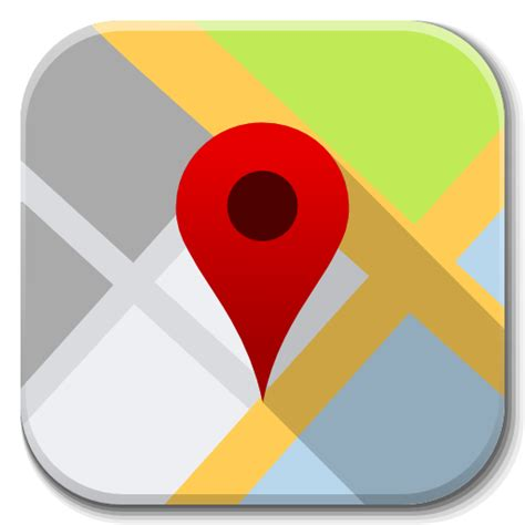 map icon apps maps icon flatwoken iconset alecive