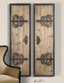 wall decor panels 1000 ideas about wrought iron wall on