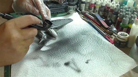 Air Brush Painting Techniques airbrushing for beginners 4 basic usage and some