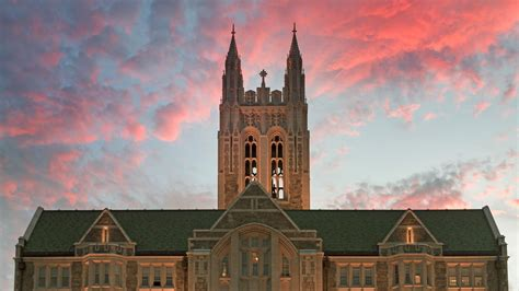 boston college zoom backgrounds