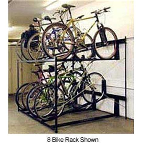 Locking Bike Rack For Garage by Bike Racks For Garage Discount 10 Bike Rack Decker