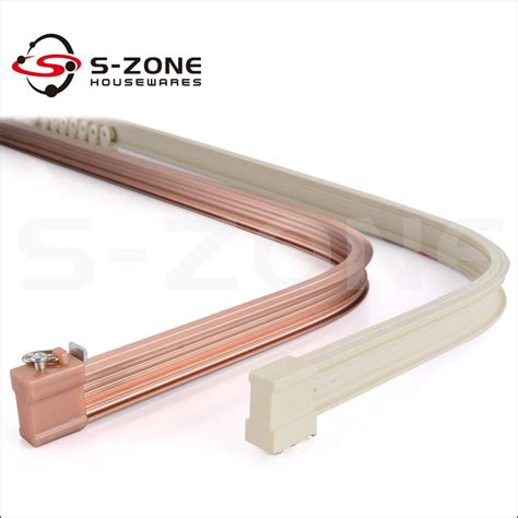 bendable curtain track commercial curved track ceiling mount bendable small