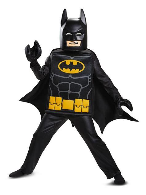 batman lego  deluxe costume