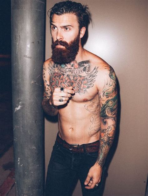 tattoo beard instagram p anthony tripoli jasmine garcia www instagram com