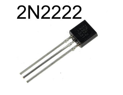 transistor bc548 pnp 2n2222 transistor vs bc548 28 images 30pcs bc548 to 92 npn 30v 0 1a transistor ebay 30pcs