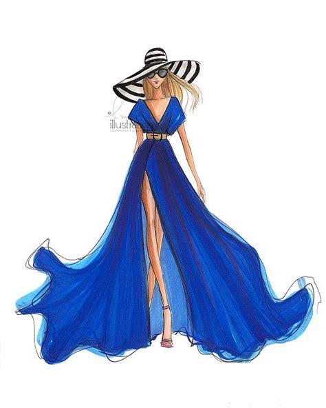 images  fashion illustration  pinterest